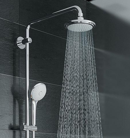 grohe unterputz duscharmatur unterputz duschsystem set komplett brause duschkopf grohe. Black Bedroom Furniture Sets. Home Design Ideas