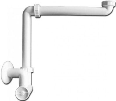 HL137 prostorno štedljivi sifon za lavabo