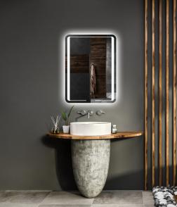 Ogledalo LED Dijana 60x80cm